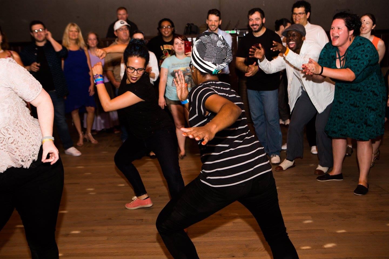 The Dallas Swing Dance Society Home